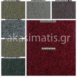 Mοκέτα πλακάκι Sardagna