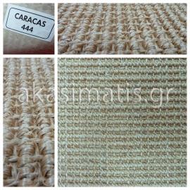 Ψάθινη μοκέτα χαλί Carracas 444
