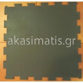 Ελαστικά πλακάκια παζλ διαστάσεων 61 Χ 61cm