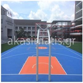 Προσφορά υλικών για κατασκευή Ακρυλικού Γηπέδου Τένις