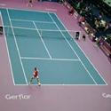 Δάπεδα γηπέδων τένις